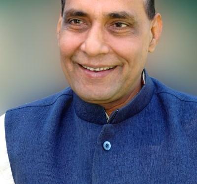 आर एस एस के स्थापना दिवस पर राजनाथ सिंह ने दी शुभकामनाएँ ( 3 अक्टूबर 2014 )