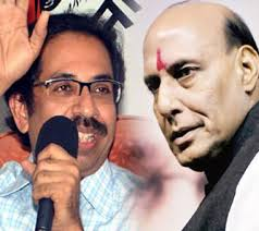 Lok Sabha polls: Uddhav Thackeray, Rajnath meet to discuss strategy