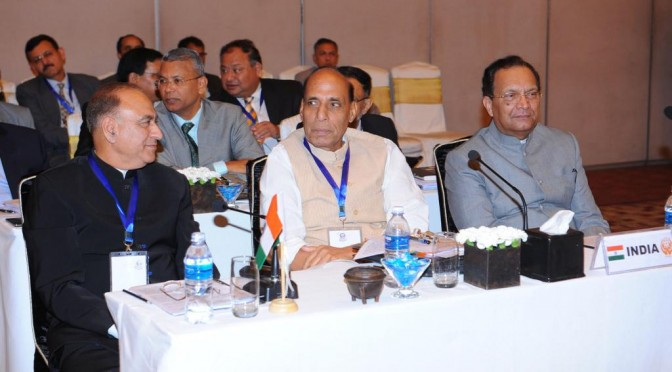 Address by Hon'ble Home Minister Shri Rajnath Singh in 6th SAARC Meeting of Interior/Home Ministers (19th September 2014)