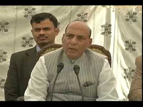 [Video]: Home Minister Shri Rajnath Singh press conference in Srinagar on All Party Delegation to J&K.