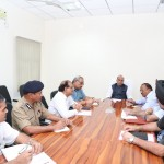 Rajnath Singh in high level meeting after Uri attack