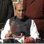 shri-rajnath-singh-press-conference-during-his-visit-to-ladakh-in-2016