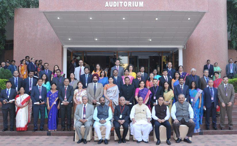 51st DGPs/IGPs Conference begins in Hyderabad