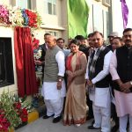 The Union Home Minister, Shri Rajnath Singh inaugurating the new campus of Central Detective Training School (CDTS), in Ghaziabad on December 16, 2016.