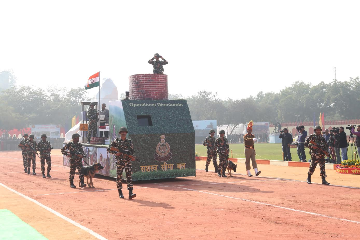 ssb-jawans-performing-various-acts-ssb-foundation-day-2
