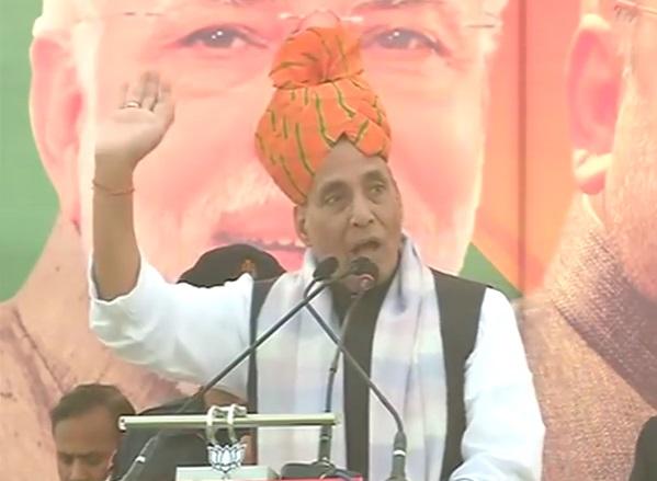 Shri Rajnath Singh speech at Parivartan Rally in Haridwar, Uttrakhand