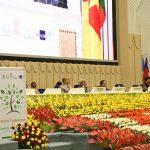 Shri Rajnath Singh at World Conference on Environment, New Delhi