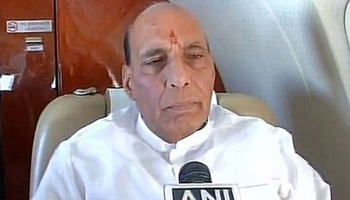Even Muslims have realised terrorism is an attempt to defame Islam, says Rajnath Singh || Zee News
