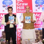 The Union Home Minister, Shri Rajnath Singh releasing the book 'India 2017 Yearbook', authored by the Union Home Secretary, Shri Rajiv Mehrishi, in New Delhi on May 22, 2017.  The CEO, NITI Aayog, Shri Amitabh Kant is also seen.