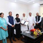 NBCC donates Rs 1 crore to Bharat Ke Veer