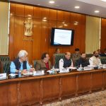 Union Home Minister chairs meeting on development issues regarding LWE affected States, J&K, North-East States and UTs