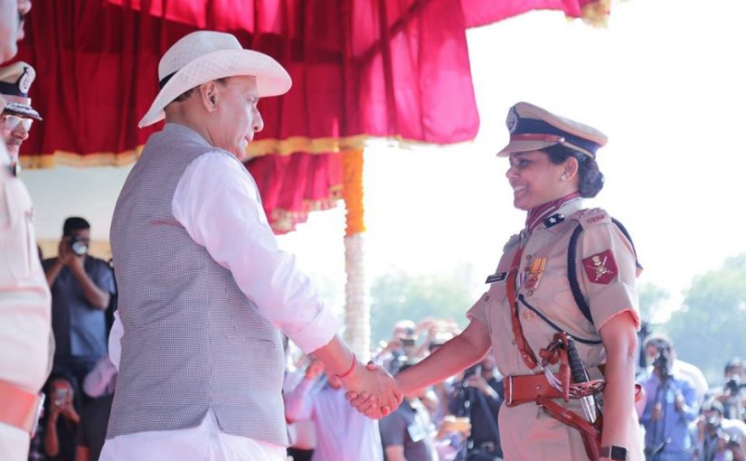 Shri Rajnath Singh directs CAPFs to launch Special Recruitment Drives for Women