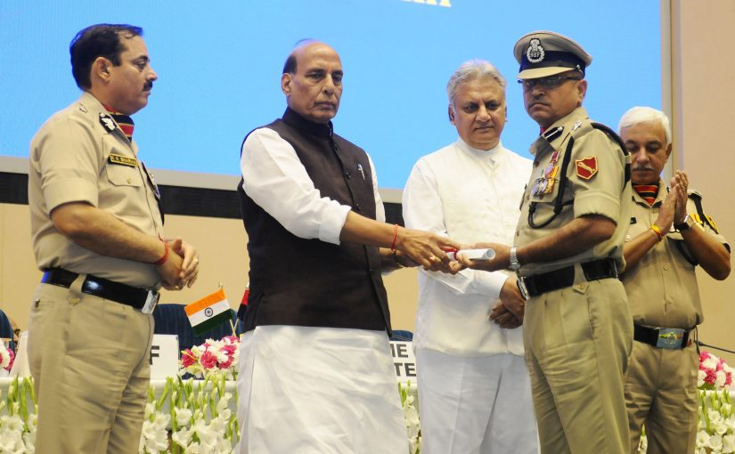 BSF is the first wall of Defence: Shri Rajnath Singh