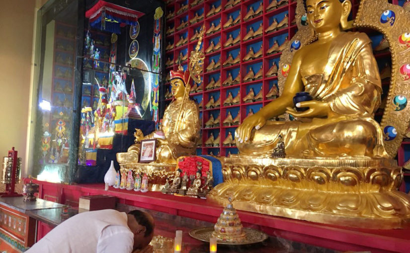 Visit of Home Minister Shri Rajnath Singh to Mongolia