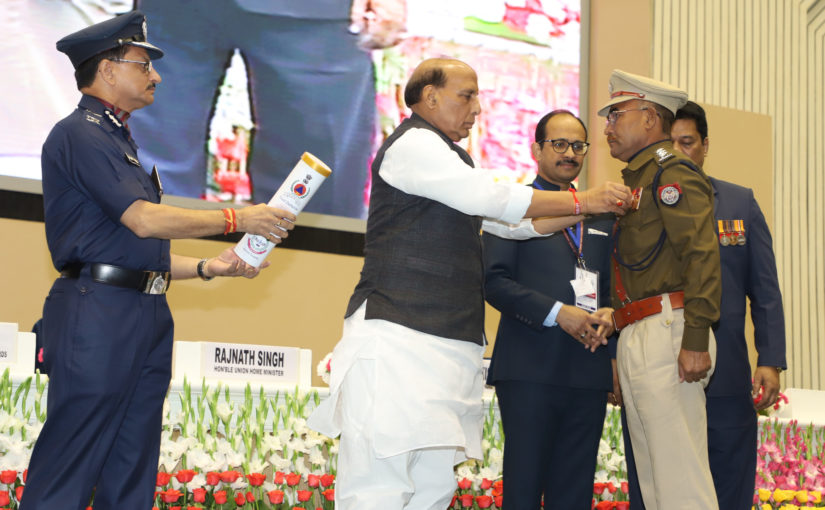 Union Home Minister Shri Rajnath Singh proposes Civil Defence revamp