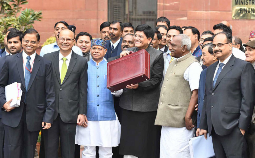Home Minister Shri Rajnath Singh hails the Interim Budget as historic