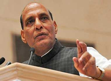Rajnath takes stock of political scenario with top RSS leaders
