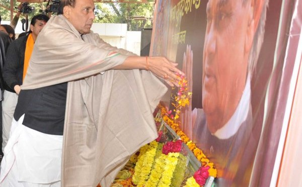 Will bring back golden era India saw during Vajpayee rule: Rajnath Singh