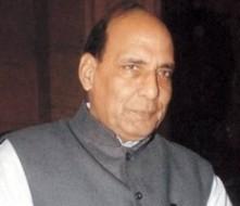 भाजपा को स्पष्ट बहुमत से नहीं रोका जा सकता: राजनाथ
