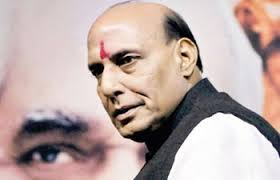 Congress is run by one single family: Rajnath Singh