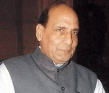 Only BJP can give India a stable government: Rajnath Singh