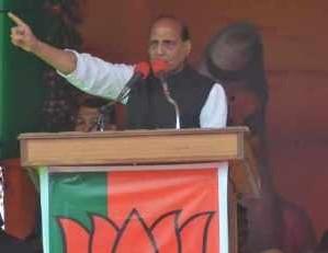 एक दिन विश्व गुरु बनेगी BJP: राजनाथ