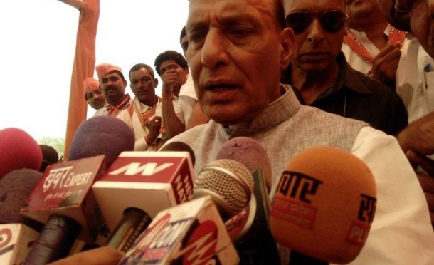 Shri Rajnath Singh on Inflation Crossing the Double Digit Mark