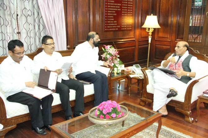 Meeting with Dr. Samujjal Kumar Bhattacharya