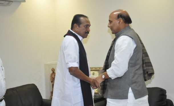 Vaiko, Rajnath Meet, Discuss Seat Sharing