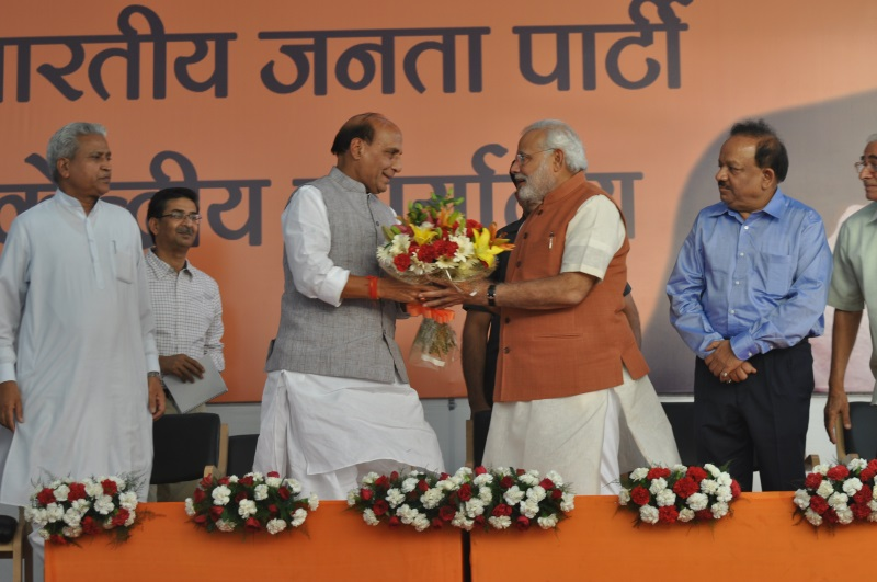 prime_minister_of_india_shri_narendra_modijis_meeting_with_bjp_workers_at_11_ashok_road_on_june_1_2014_20140601_1340431158-2