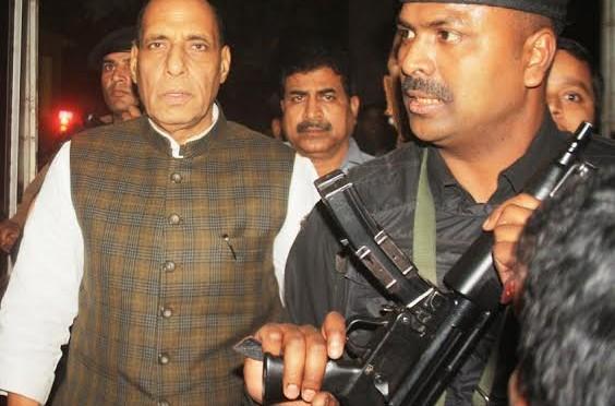 कांग्रेस मुक्त भारत चाहती है जनता : राजनाथ
