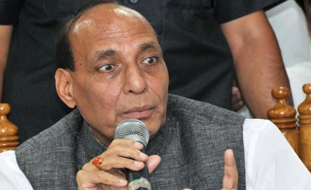 Highlights: We will not Destabilise the Government, says Rajnath Singh