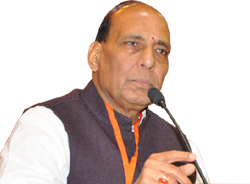 Opening Remarks of Shri Rajnath Singh Union Home Minister at the CMs Session on Investment Opportunities in States 09-January, 2015 .