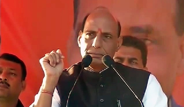 NEED TO EXPLORE THE SYSTEM OF ONLINE FIR ON RAILWAY  NETWORK: RAJNATH SINGH January 15, 2015 .