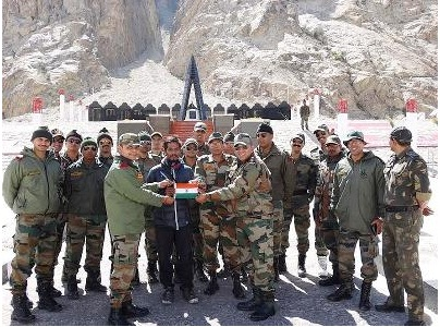 Jawans posted at Ladakh to get climate-controlled outposts