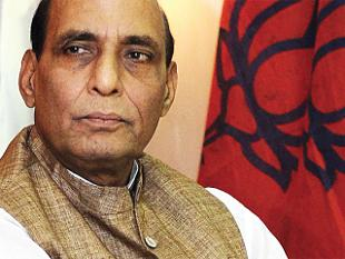 Rajnath Singh confident of BJP winning majority in Uttar Pradesh: Economic Times