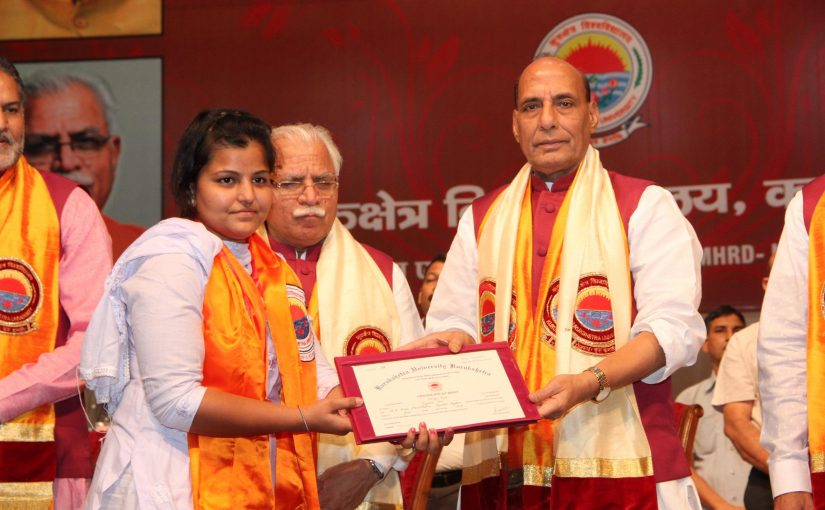 Youth have a great role to make India Vishwa Guru: Shri Rajnath Singh