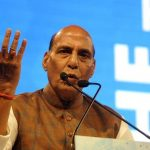 HM Rajnath Singh Address on Friday
