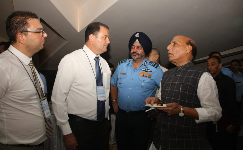 Raksha Mantri Shri Rajnath Singh holds telephonic conversation with U.S. Secretary of Defence, Dr. Mark T. Esper