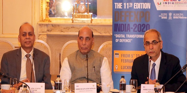 Defence minister Shri Rajnath Singh says his visit to France 'extremely productive'