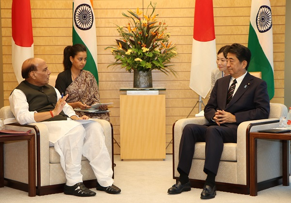 Japan visit remarkable and successful in many ways: Rajnath Singh