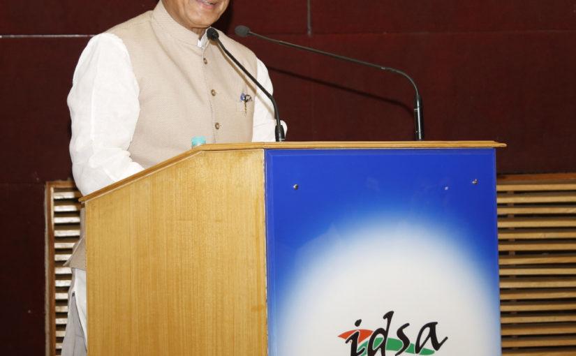 रक्षा मंत्री श्री राजनाथ सिंह ने कहा कि धारा 370 को निष्प्रभावी करना एवं जम्मूकश्मीर और लद्दाख केंद्रशासित प्रदेशों का निर्माण 70 साल के भेदभाव को समाप्त किया है