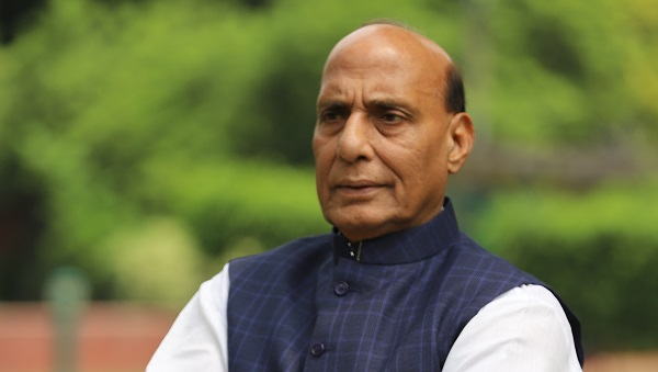 'Already a great deal of normalcy in Kashmir Valley,' says Shri Rajnath Singh