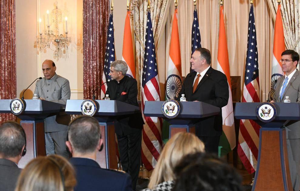 रक्षा मंत्री श्री राजनाथ सिंह ने 'भारत-अमेरिका 2+2 संवाद' से पहले न्यूयॉर्क में भारतीय समुदाय के साथ संवाद किया