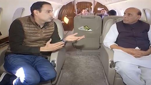 NRC और CAB को लेकर रक्षा मंत्री श्री राजनाथ सिंह का जवाब