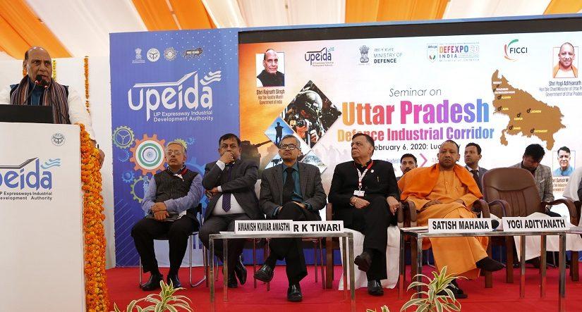 अफ्रीका भारत की प्राथमिकताओं में शीर्ष पर- रक्षामंत्री श्री राजनाथ सिंह