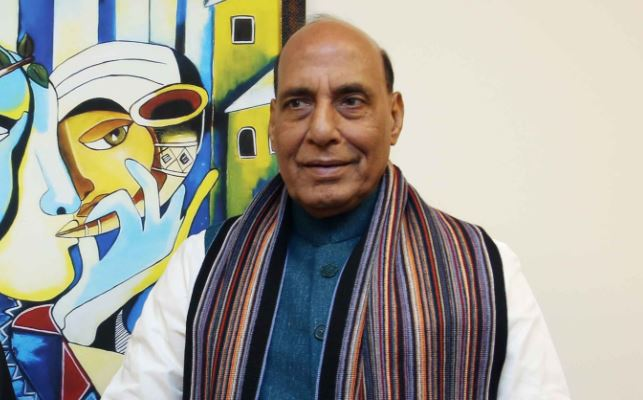 Raksha Mantri Shri Rajnath Singh lauds efforts of health professionals and security personnel in fight against COVID-19
