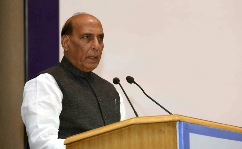 Balakot airstrikes was a message that cross-border terrorism will not be a low-cost option for the adversary- RM Shri Rajnath Singh