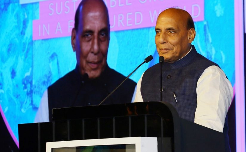 No Door should Remain Closed for Women in Armed Forces: Raksha Mantri Shri Rajnath Singh