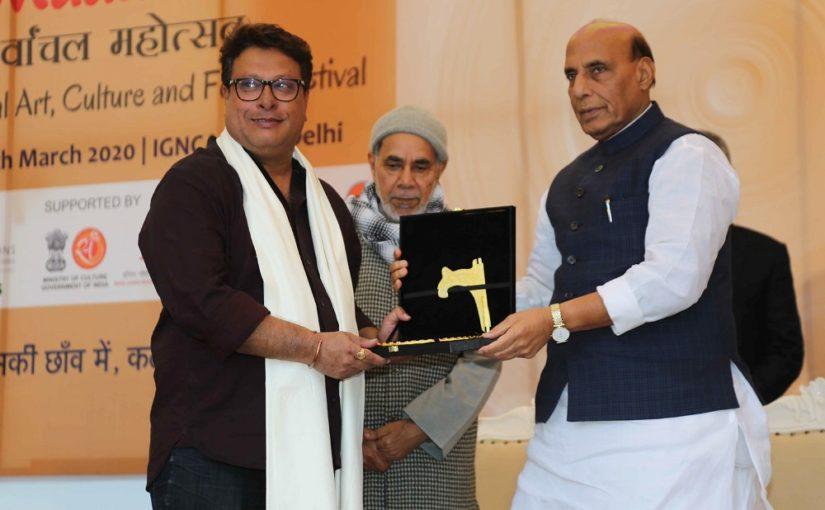 रक्षा मंत्री श्री राजनाथ सिंह ने 58वें एनडीसी पाठ्यक्रम के 60 स्नातकों को डिग्री प्रदान की